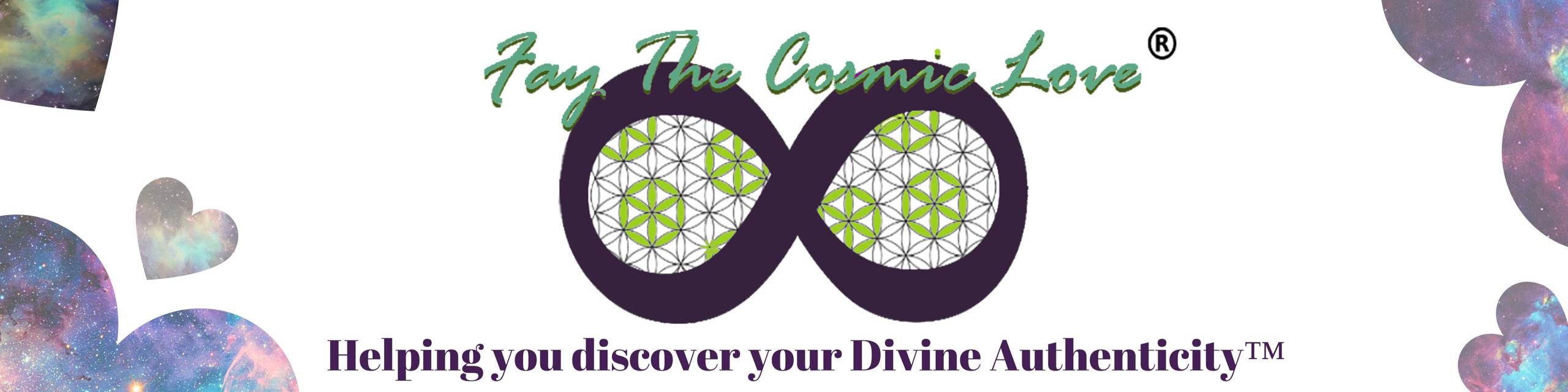 FayTheCosmicLove Blog Banner